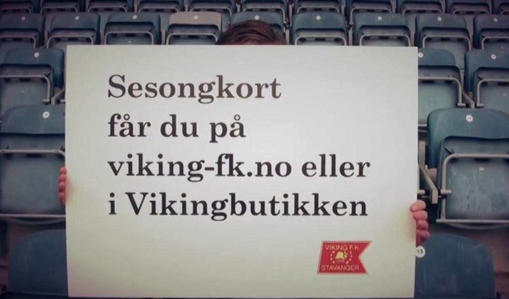 Viking sesongkort