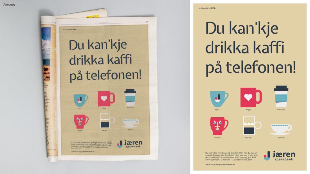 procontra med Profilkampanje Jæren Sparebank