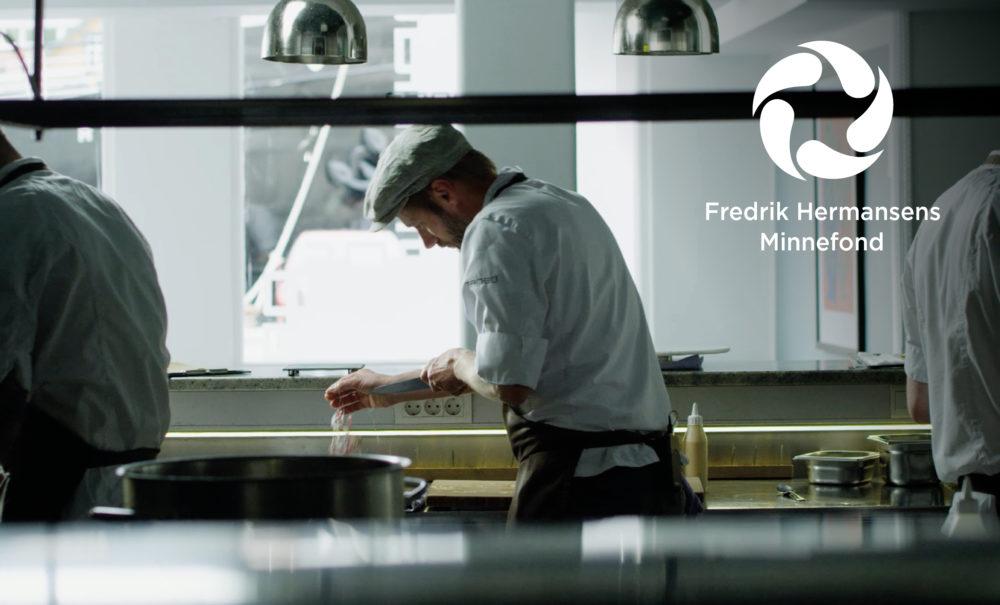 Melvær&Co med Fredrik Hermansens Minnefond