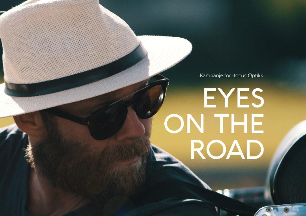 Iversen Skogen Reklamebyrå med Kjøregodtgjørelse - Eyes on the road