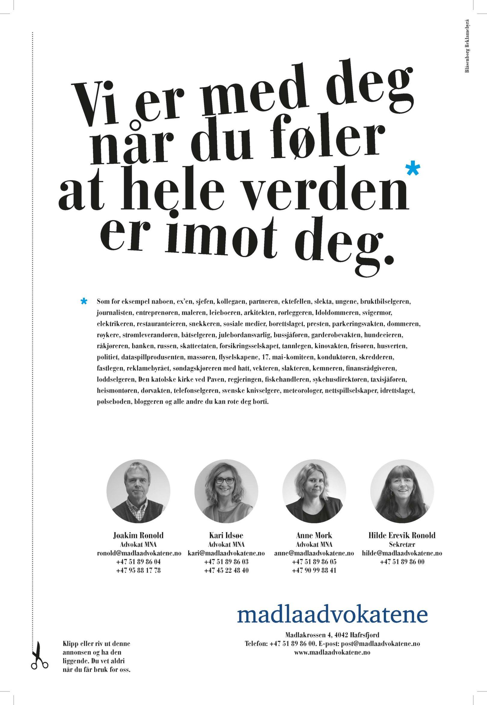 Blåsenborg Reklamebyrå