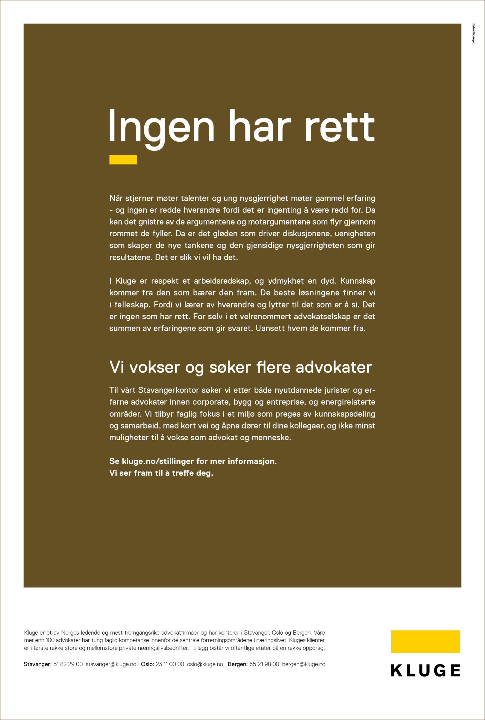 Oktan Stavanger