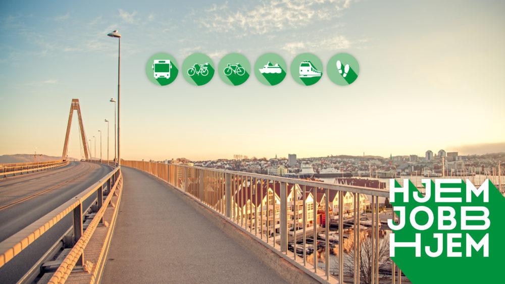 Knowit Stavanger med HjemJobbHjem, Konseptutvikling